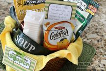 Teacher Appreciation Gifts / Teacher appreciation gifts or staff member birthday ideas.