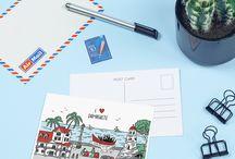 Philippine Postcards
