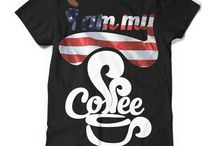 Mens's Coffee Shirts