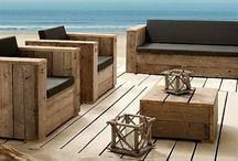 Outdoor furniture and living