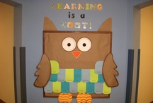 Bulletin Boards / Classroom Doors