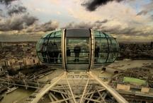 London / by Andrea Voog-Petersson