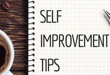Self improvment