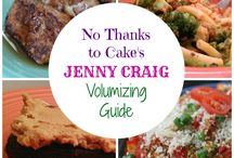 Jenny Craig Recipes