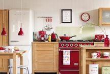 Free-standing Kitchens / by Barbara Reeser
