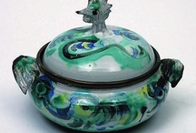 Boyd Pottery / Any piece made at the hands of family/friends from Merric Boyd on.