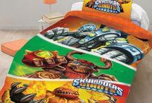 Skylanders bedding set collection | Skylanders kolekcja pościeli / Skylanders bedding set collection | Skylanders kolekcja pościeli