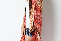Cute Kimonos / Cute chic kimonos for layering year round. / by Mimi Boutique