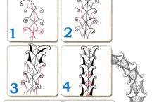 Schema zentangle