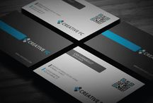 Name card, Brochure, Flyer, Invoice