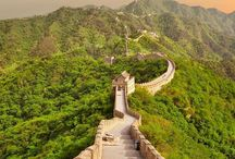 GREAT WALLS - Every Wall has a story / Featuring the Great Walls across the globe and their stories.