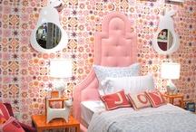 for a girls room / by Hannah Dugger