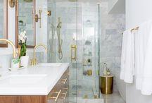 bathroom marble