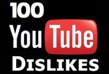 Buy YouTube Dislikes / 100 YouTube Dislikes - $5 500 YouTube Dislikes - $14 1.000 YouTube Dislikes - $25 2.000 YouTube Dislikes - $40