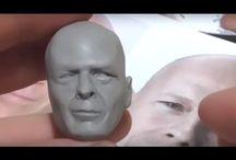 escultura y modelado