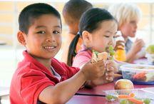 Healthier School Meals / by Brandy Barrantes