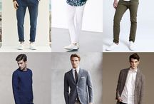 men's clothing reference
