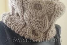 SweaterBabe.com Patterns I love / by Terri Kleinberg
