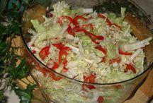 Salaty zeleninove