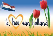 Ik ❤️ Holland / De typische gebruiken, gewoonten en voeding van een rasechte Nederlander