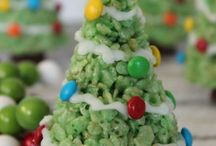 Christmas cookies and cakes / by Gina Mariscal
