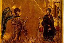 Ο Ευαγγελισμός της Θεοτόκου- Annunciation of Theotokos