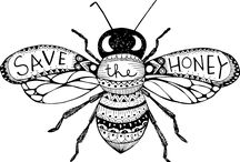 Bee Art Designs