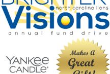 Fundraisers / North Carolina Lions, Inc. Fundraisers to Support the Blind and Visually Impaired of North Carolina