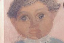 Ben by Sarah Jane / Painting by Sarah Jane