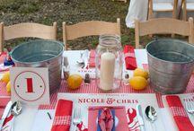 Party ::: Crab Boil