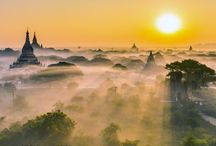 Package Tours / Package Tours of Golden Myanmar with great itineraries and a budget to suit every traveller.