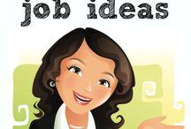 job ideas