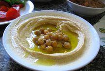 Lebanese Moroccan & Egyptian recipes