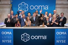 Ooma's Big Day! / Ooma rings up Wall Street on July 17, 2015!