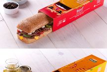 FOOD PACKAGING WE LOVE