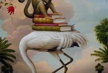 Magical realism art (paintings)