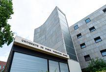 Fondation Suisse / Fondation Suisse | Cité internationale universitaire de Paris | Architectes : Pierre Jeanneret et Le Corbusier
