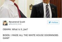 Obama and Biden.
