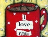 Umm Coffeeee! / Coffee / by Trish De Soto Brown
