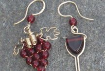 wine grape accesories