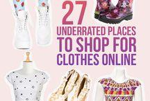 Shopping/klær osv