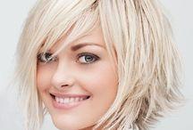 Coupes De Cheveux Blonds