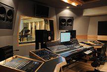 Music studio