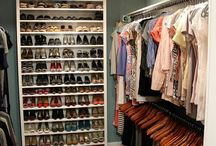 Walk in closet dream