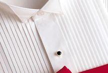 Men's Formal Shirts / Formal dress shirts offered by Black Tie Formalwear