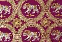 Bizánci selyemszövet