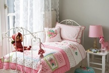 Kids' Bedrooms / Bedrooms ideas for children, from funky to floral and everything in between.