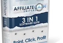 Affiliate Cash Sniper Review / Affiliate marketing allows people to earn money online by promoting a product over the internet in their website. They earn commissions whenever a sale is made through them.  There are several software online that offers help to affiliate marketers in increasing their sales online. Among the latest and one that is guaranteed to provide you with success is Affiliate Cash Sniper.  http://affiliatecashsniperreview.info/