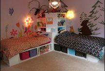 Ava and Zac room