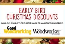 Subscription Offers / The latest subscription Offers from Get Woodworking!